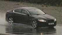 Jaguar XF-R Spied Undisguised