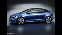 Volkswagen Golf R Cabriolet Concept