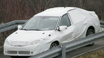 More Renault Laguna Sedan Spy Pics