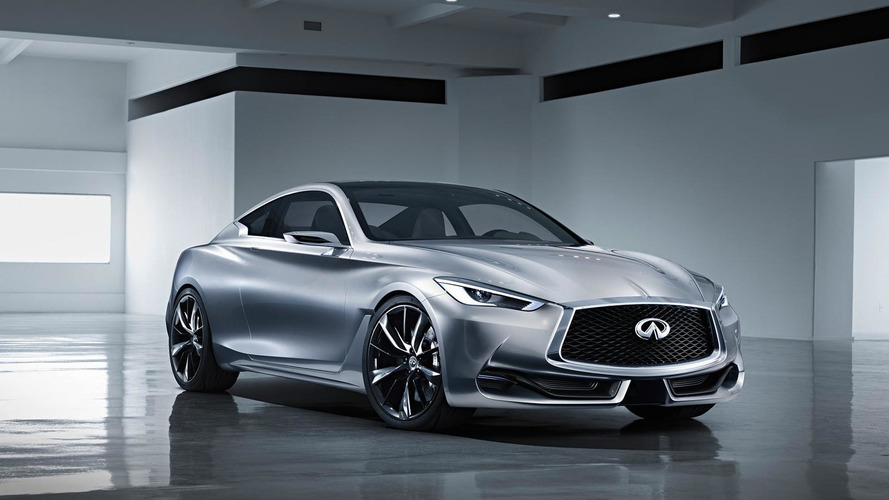 Infiniti Q60 concept first image released ahead of NAIAS debut