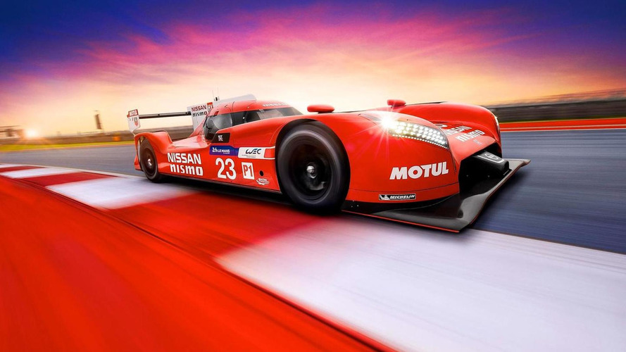 Nissan GT-R LM NISMO unveiled with a front-wheel drive layout [video]