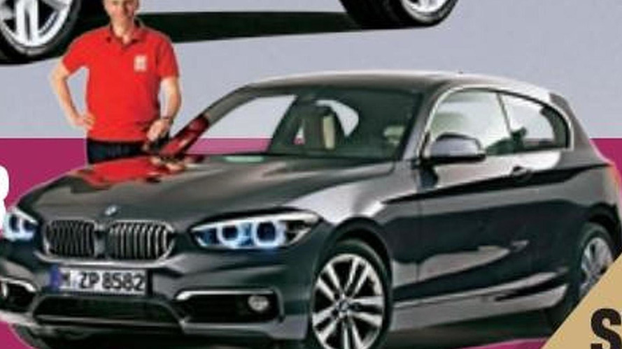 Is this the BMW 1-Series facelift?
