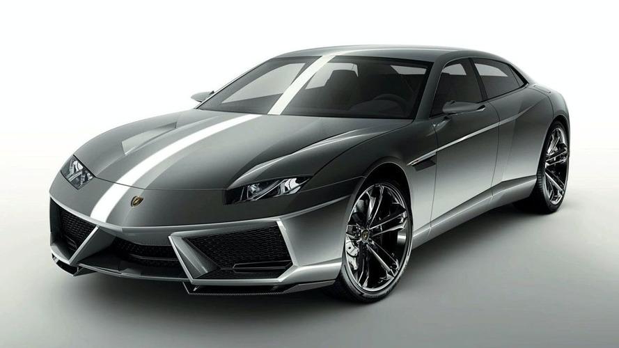 Lamborghini Estoque Concept Revealed