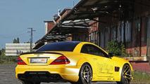 Mercedes-Benz SL 55 AMG Liquid Gold by fostla.de