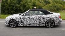 2013 Audi RS5 Cabrio spy photo 17.7.2012