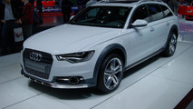 2013 Audi A6 allroad quattro world debut in Geneva