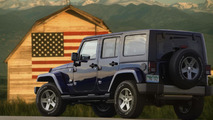 Jeep takes the title as the most American-made brand