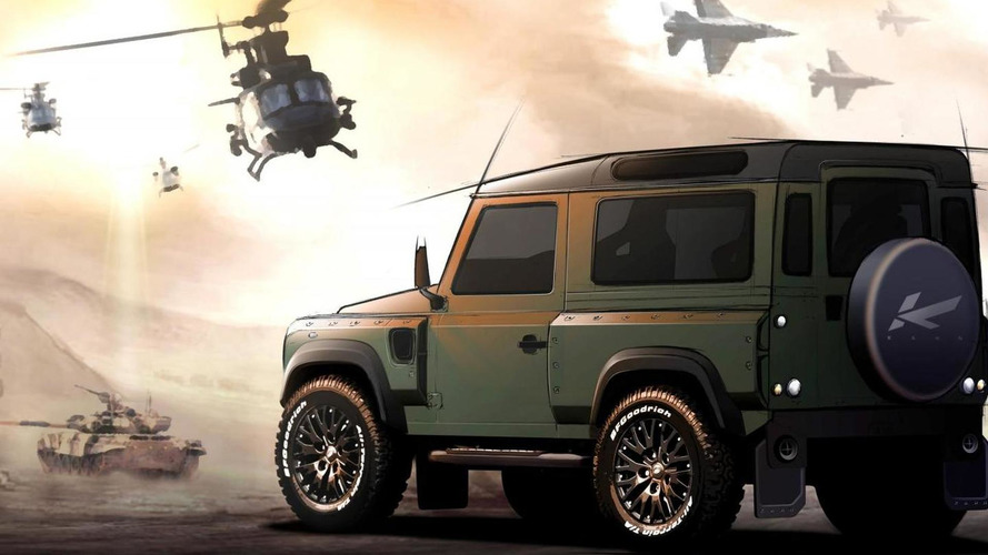 A. Kahn Design previews the 2012 Concept 17 Defender