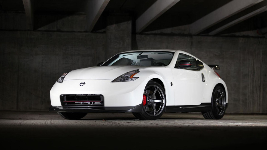 2014 Nissan 370Z Nismo gets detailed