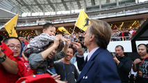 Ferrari's 20th anniversary in China