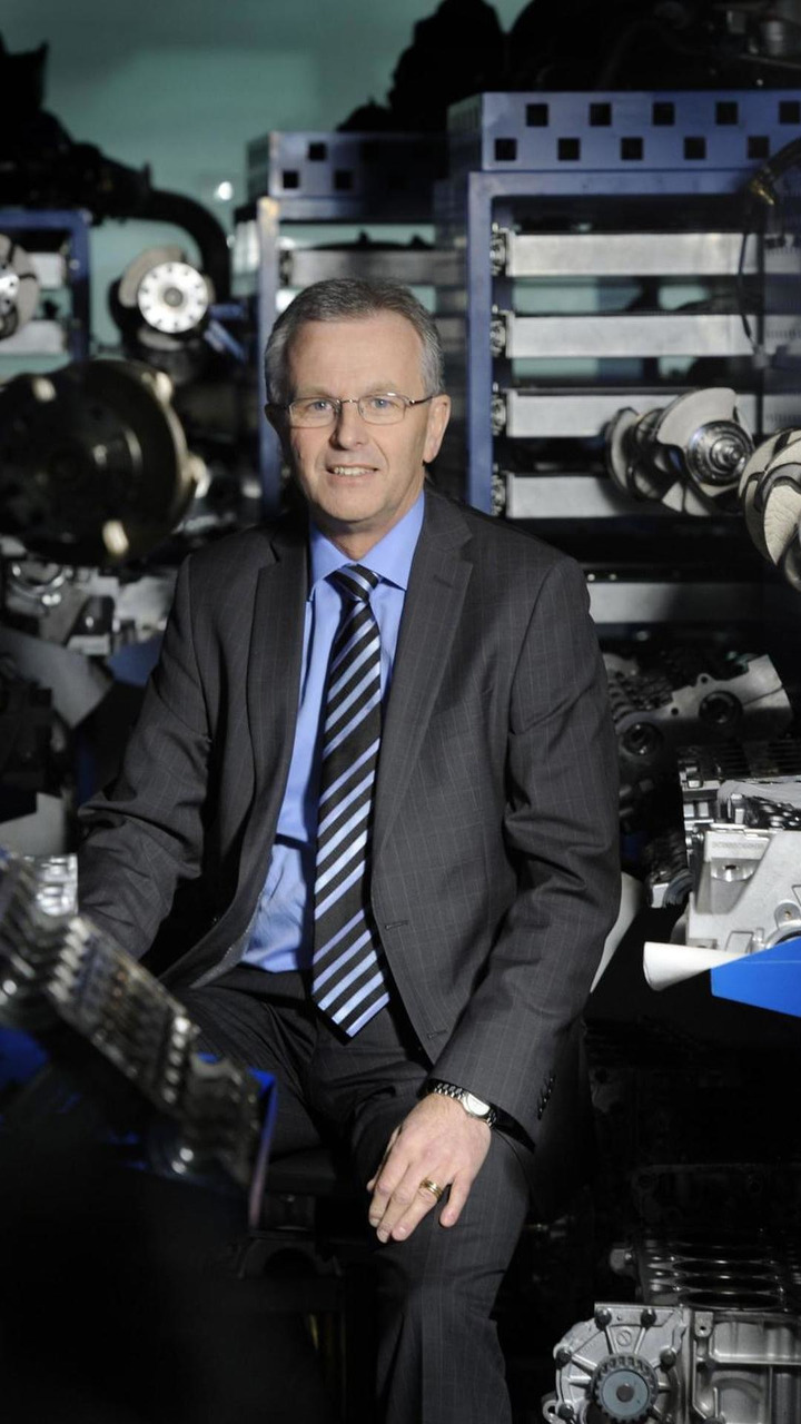Volvo Engine Architecture with i-ART injection technology