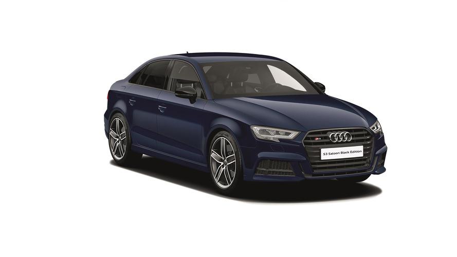 Audi range is back in black in the U.K.