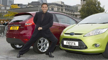 VIDEO: New Ford Fiesta Does Tango at UK Launch