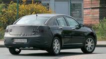 2007 Chrysler Sebring Spy Photos