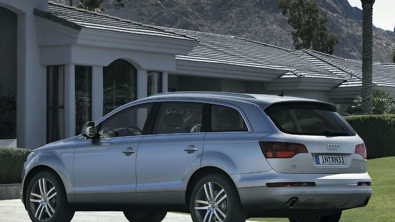 Audi Q7 - Official Photos