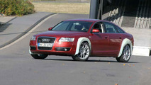 New Audi RS 6 Spy Photos