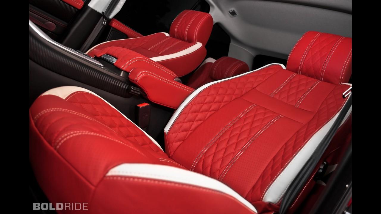 A. Kahn Design Range Rover Sport Mille Miglia