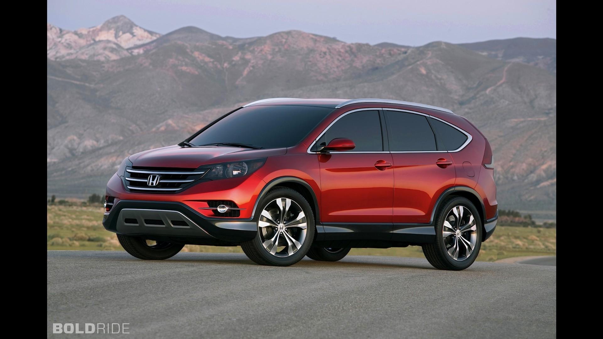 Honda Cr V Concept
