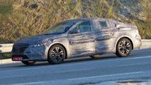 Renault Laguna successor hides sleeker body in 17 new spy pics