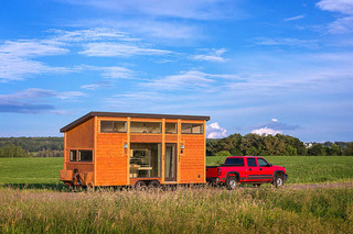 Why Buy a House When a Camping Trailer Looks This Amazing