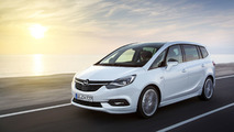 Opel / Vauxhall Zafira facelift revealed, launches in September