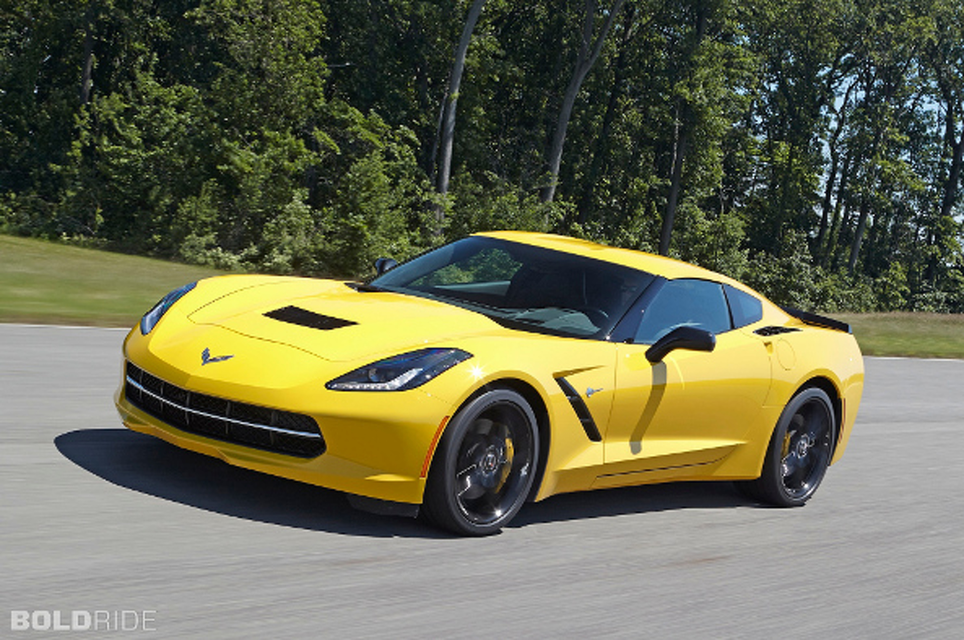 Chevrolet Corvette Z06 To Debut in Detroit, Make 600HP?