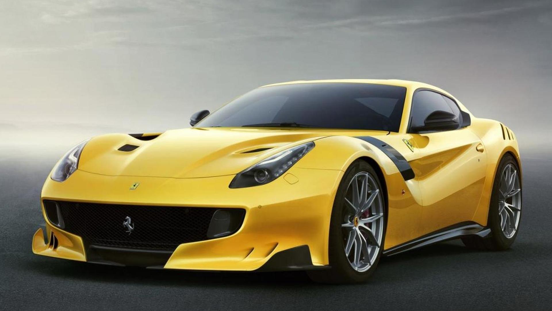 Ferrari F12tdf breaks cover with 780 PS