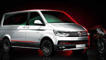 Volkswagen Commercial Vehicles introduces MultiVan PanAmericana concept at IAA
