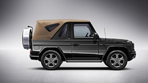 Mercedes-Benz says they will find a market for a convertible SUV