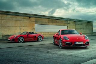 Porsche Cayman GTS, Boxster GTS Show Off In Beijing