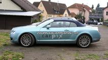 Bentley Continental GTC Speed Spy Photo