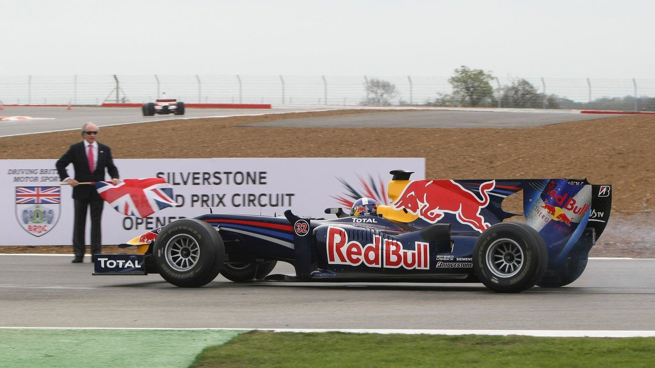 Silverstone Grand Prix Circuit launch, 29.04.2010