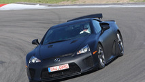 Lexus LFA not sold out; U.S. allocation still available
