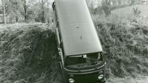 Volkswagen Transporter T2 van 1968