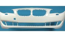 BMW 5-Series 2010 Front Bumper Design Revealed