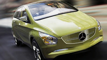 Mercedes to Debut Concept BlueZero in Detroit
