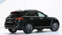 CRD Presents Styling Upgrades for Infiniti FX