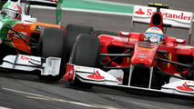 Vairano test shows Ferrari pushing ahead with F10