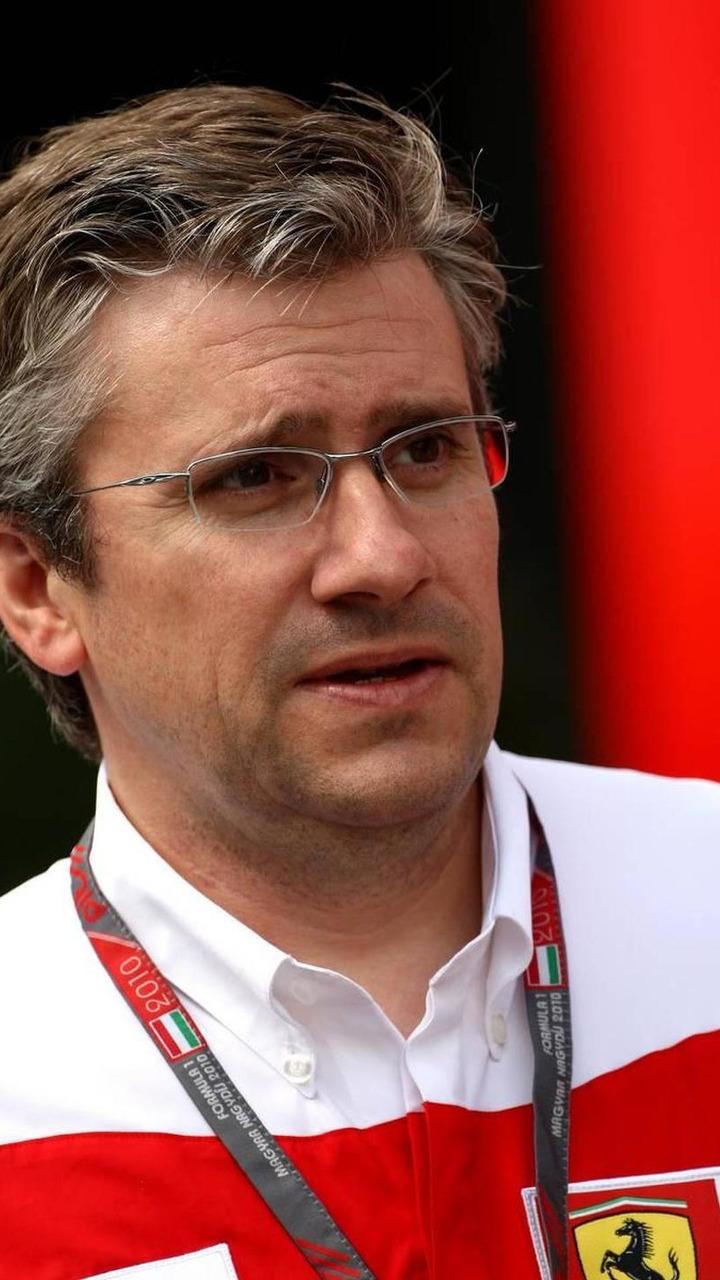 Pat Fry (GBR) Scuderia Ferrari - Formula 1 World Championship, Rd 12, Hungarian Grand Prix, 29.07.2010 Budapest, Hungary