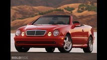 Mercedes-Benz CLK430 Cabriolet