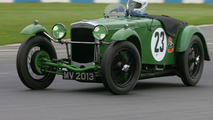 Rare Historic Cars Gather At Le Mans