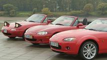 Mazda MX-5 Digital Service Record Available