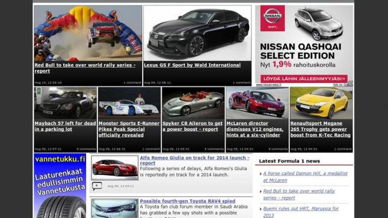 WCF minor design refresh screenshot 10.08.2012