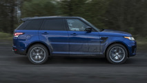 Range Rover Sport SVR goes 1-100 km/h in 5.5 sec on grass and sand