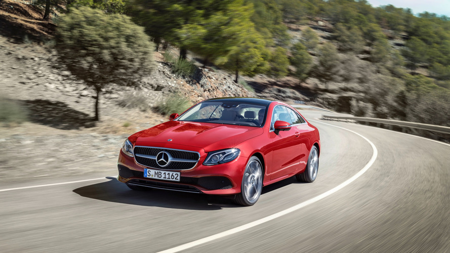 2018 Mercedes E-Class Coupe on sale now from €41,220