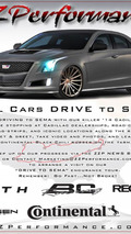 ZZ Performance bringing a 600 bhp Cadillac ATS to SEMA