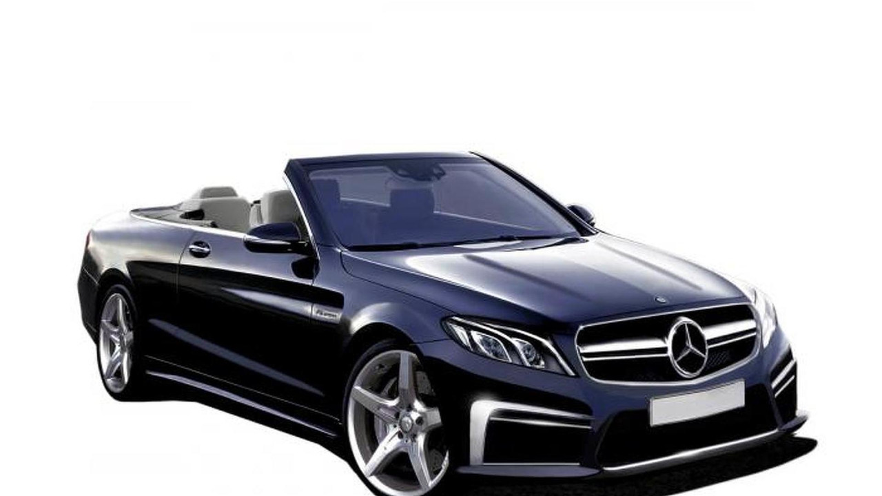 Wcf reader envisions next gen mercedes benz e class coupe for Mercedes benz coupe convertible