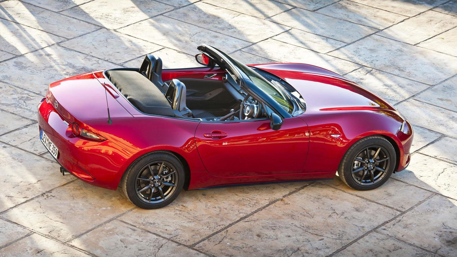 Mazda MX-5 AWD possibility, exec says