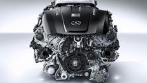 Mercedes-AMG GT engine