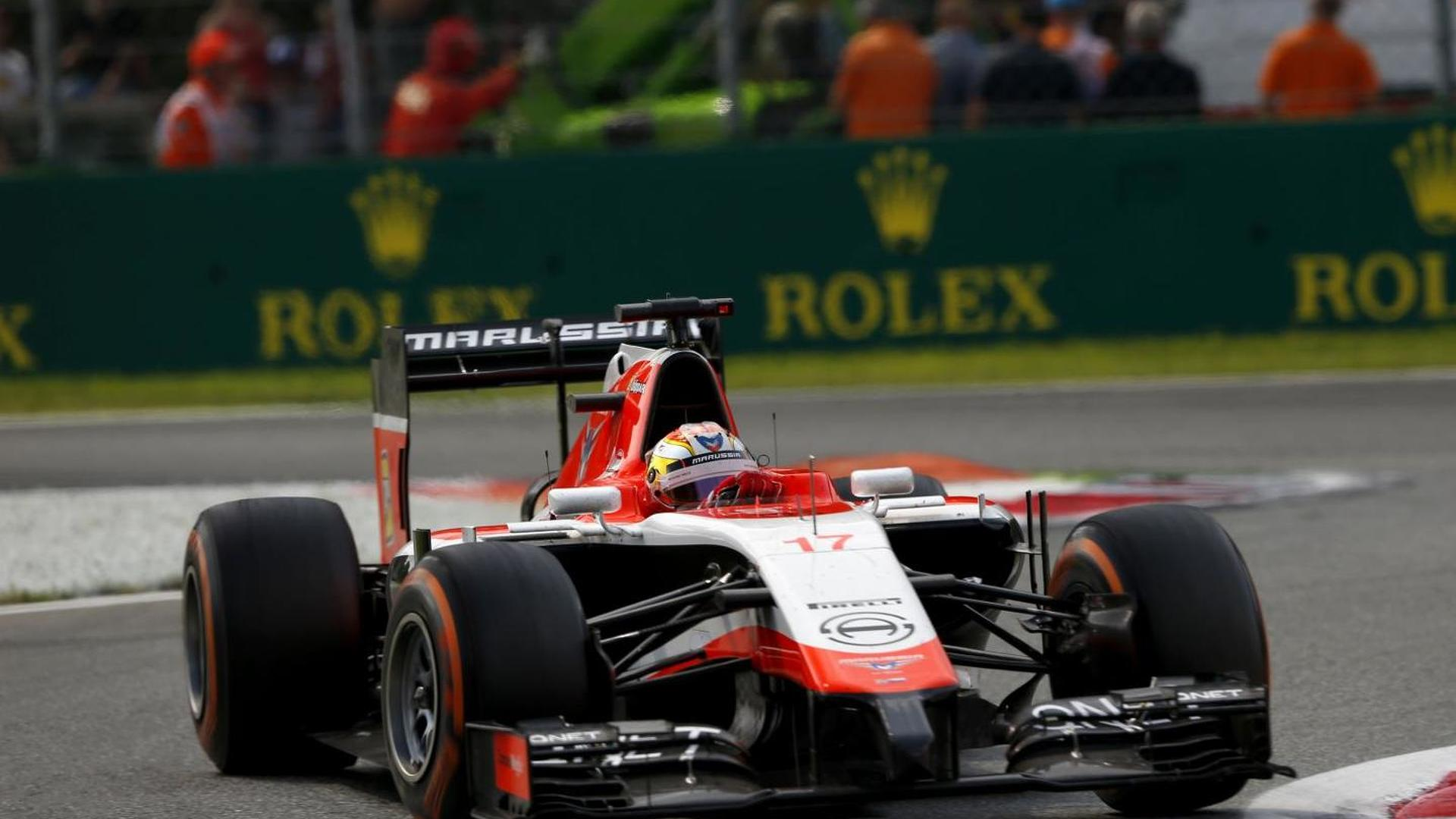 Billionaire now looking to buy Marussia - report